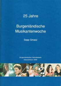 25 Jahre Bgld Musikantenwoche