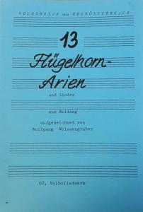 13 Fluegelhorn-Arien und Lieder