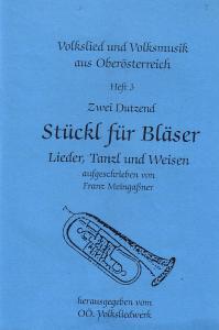 2 Dutzend  fuer Blaeser Heft 3